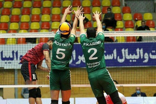 پیروزی آسان شاگردان پیمان اکبری مقابل تیم بحران زده راه یاب