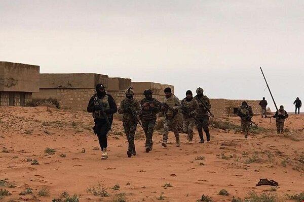 نابودی مهمترین کانون داعشی در حدفاصل دیالی و صلاح الدین
