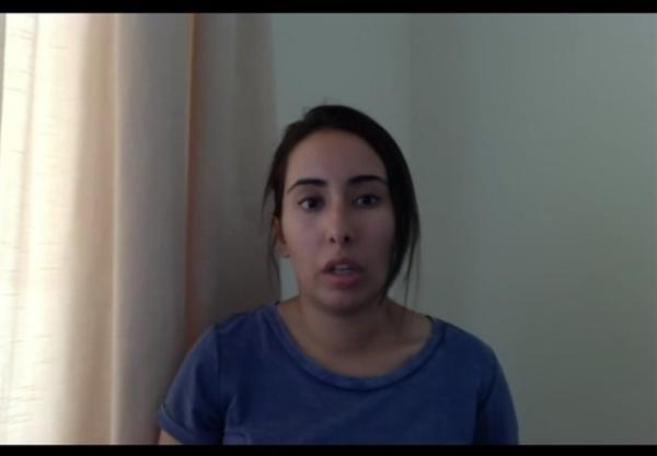 دختر حاکم دبی ربوده شد