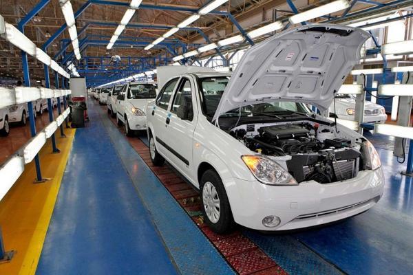 قیمت خودرو های سایپا و ایران خودرو امروز دهم تیر 1400